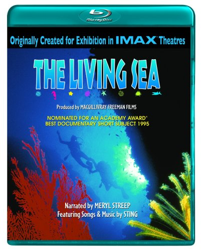 Living Sea Imax Blu Ray Ws Nr