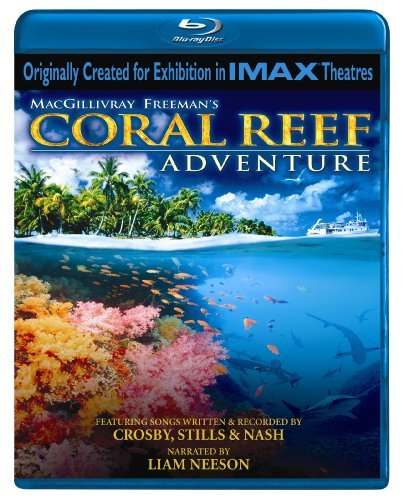 Imax Coral Reef Adventure Large For Ws Blu Ray Nr