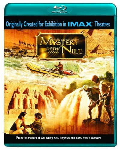 Mystery Of The Nile Imax Ws Blu Ray Nr