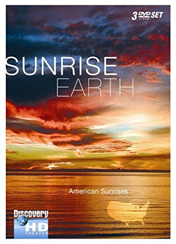 Sunrise Earth American Sunrise Sunrise Earth American Sunrise G 4 DVD