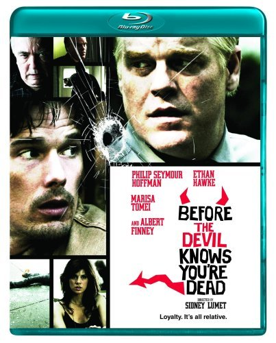 Before The Devil Knows You're Hoffman Hawke Tomei Finney Ws Blu Ray R
