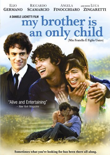 My Brother Is An Only Child Germano Scamarcio Finocchiaro Ws Nr
