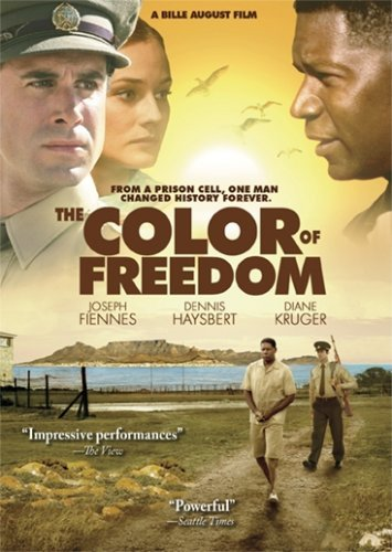 Color Of Freedom Fiennes Haysbert Kruger Ws R