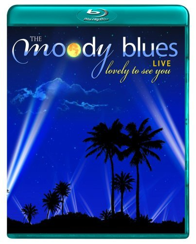 Moody Blues Lovely To See You Live Blu Ray