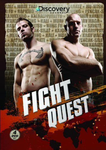 Smith Anderson Fight Quest Nr 3 DVD