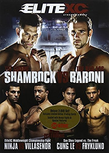 Shamrock Vs Baroni Elitexc Ws Nr 2 DVD