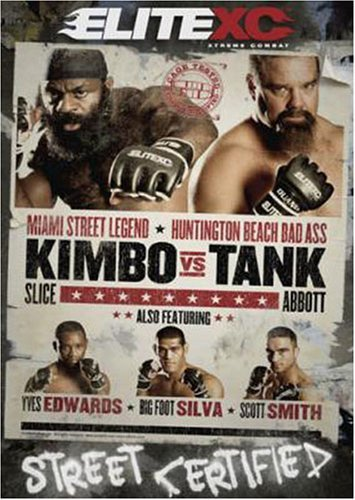 Street Certified Kimbo Vs. Ta Elitexc Ws Nr 2 DVD