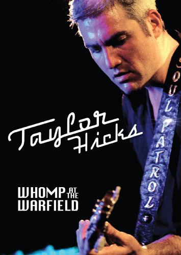 Taylor Hicks Whomp At The Warfield Ws Nr