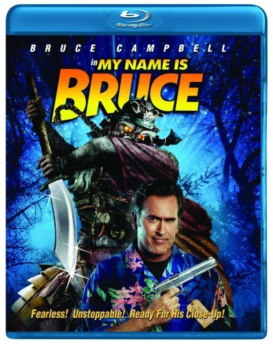 My Name Is Bruce Campbell Raimi Blu Ray Ws R