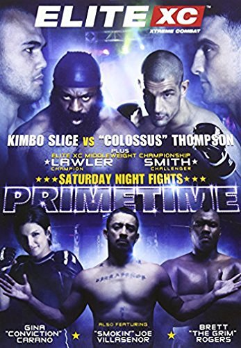 Primetime Kimbo Vs. Colossus Elitexc Ws Nr 2 DVD