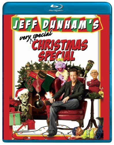 Jeff Dunham Very Special Christmas Special Ws Blu Ray Nr