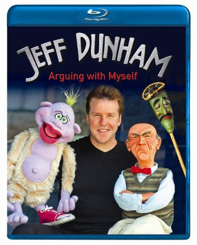 Dunham Jeff Arguing With Myself Ws Blu Ray Nr