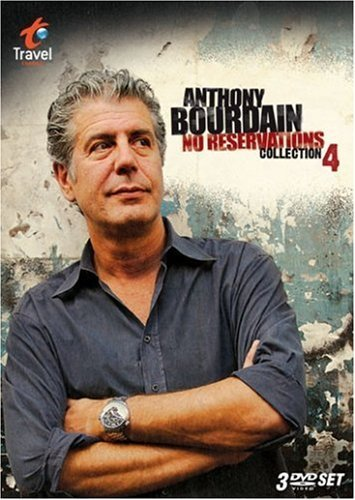 Collection 4 Anthony Bourdain No Reservati Ws Nr 3 DVD