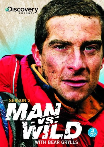 Man Vs. Wild Man Vs. Wild Season 2 Nr 3 DVD