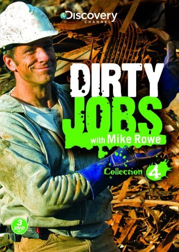 Dirty Jobs Dirty Jobs Collection 4 Nr 3 DVD