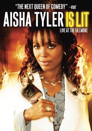 Aisha Tyler Is Lit Live At The Fillmore Ws Nr