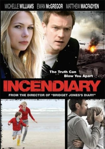 Incendiary Williams Mcgregor Macfadyen Jo Ws R