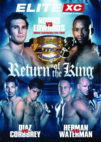 Return Of The King (noons Vs E Elitexc Ws Nr 2 DVD