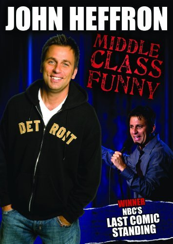 John Heffron Middle Class Funny Ws Nr