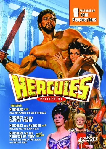 Hercules Collection Hercules Collection Ws Nr 4 DVD