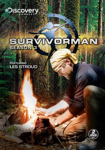 Survivorman Season 3 DVD Survivorman Season 3