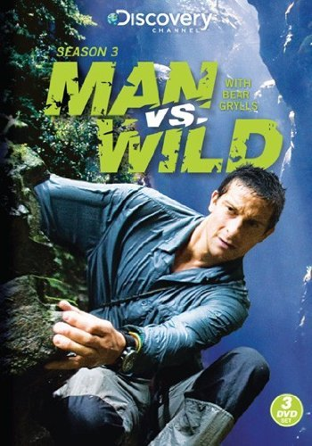 Man Vs. Wild Man Vs. Wild Season 3 Nr 3 DVD