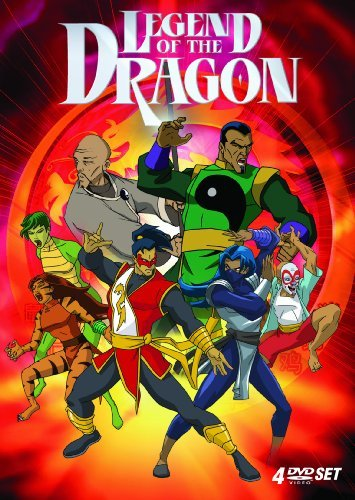 Legend Of Dragon Box Set Legend Of Dragon Box Set Nr 4 DVD