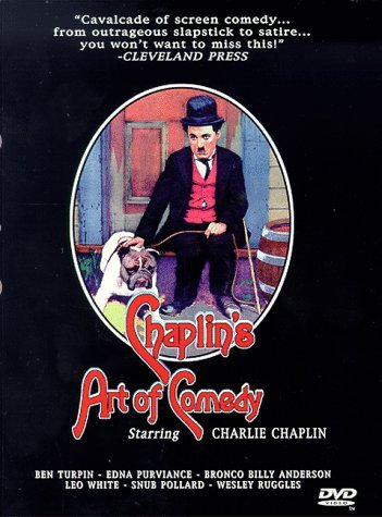 Art Of Comedy Chaplin Charlie Bw Snap Nr