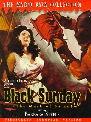 Black Sunday (1960) Steele Barbara Bw Ws Nr Spec. Ed.