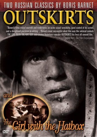 Outskirts Girl With The Hat Bo Outskirts Girl With The Hat Bo Bw Rus Lng Eng Sub DVD R Nr 2 On 1