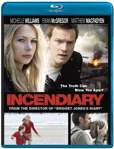 Incendiary Williams Mcgregor Macfadyen Jo Ws Blu Ray Nr