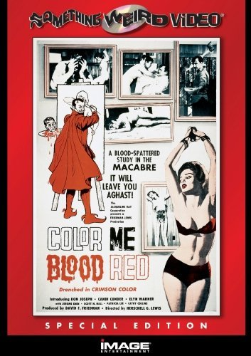 Color Me Blood Red Joseph Conder Warner Eden Hall Clr Nr Spec. Ed.
