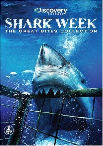 Shark Week Great Bites Collect Shark Week Great Bites Collect Nr 2 DVD