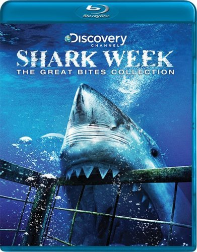 Shark Week Great Bites Collect Shark Week Great Bites Collect Blu Ray Ws Nr