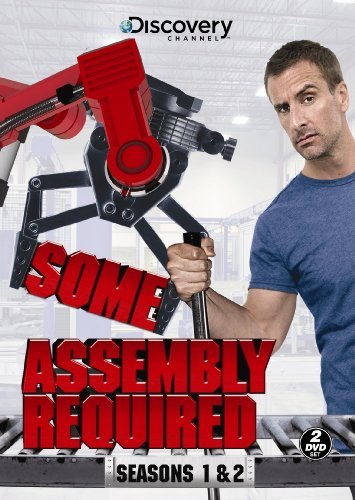 Some Assembly Required Season Some Assembly Required Nr 3 DVD