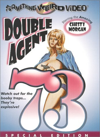 Double Agent 73 Morgan Purceli Silvano DVD R Nr Spec. Ed.
