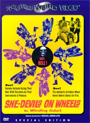 She Devils On Wheels Connell Poston Noble Nr Spec. Ed.
