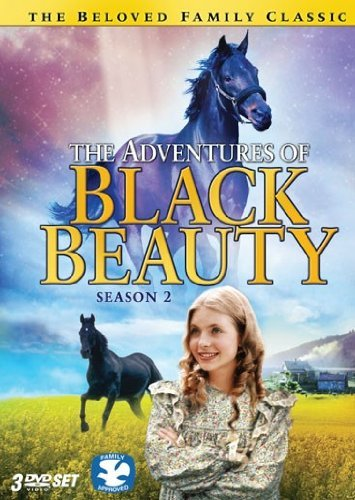 Adventures Of Black Beauty Adventures Of Black Beauty Se Season 2 Nr 3 DVD
