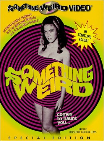 Something Weird Mccabe Lee Brooker Lewis Nr Spec. Ed.