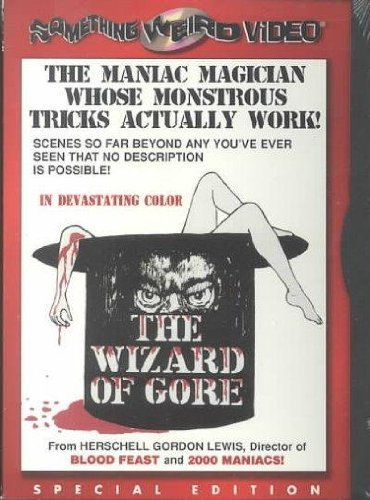 Wizard Of Gore Sager Ray Nr Spec. Ed.