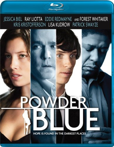 Powder Blue Biel Liotta Redmayne Whitaker Blu Ray Ws R