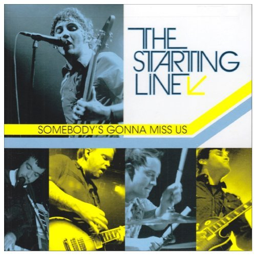 Starting Line Somebody's Gonna Miss Us Incl. DVD