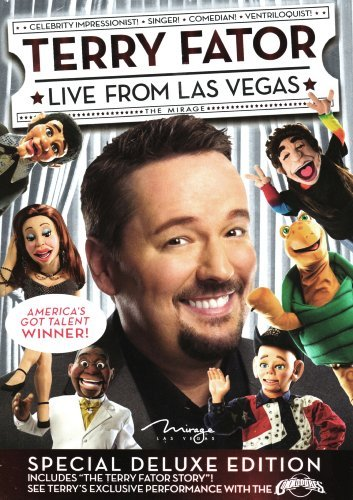 Terry Fator Live From Las Vegas