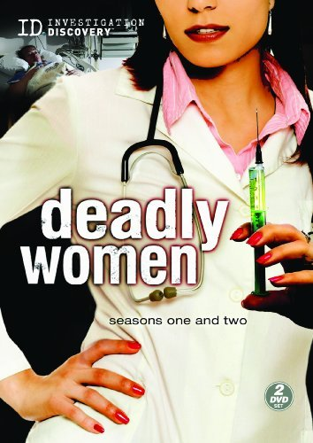 Deadly Women Seasons 1 2 Deadly Women Nr 2 DVD