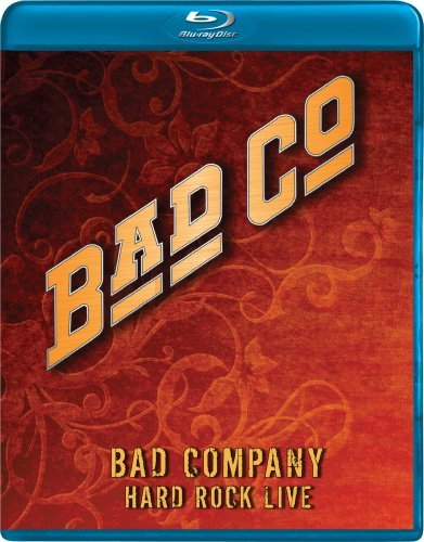 Bad Company Hard Rock Live Blu Ray Incl. CD
