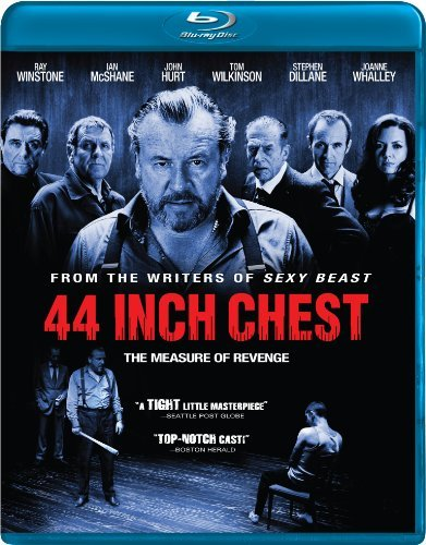 44 Inch Chest Legeno Mcshane Whalley Blu Ray Ws R