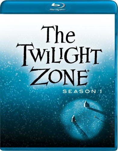 Twilight Zone Season 1 Blu Ray Nr 5 DVD