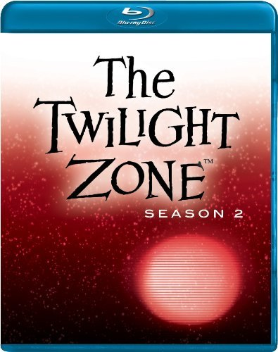 Twilight Zone Season 2 Blu Ray Nr 4 DVD