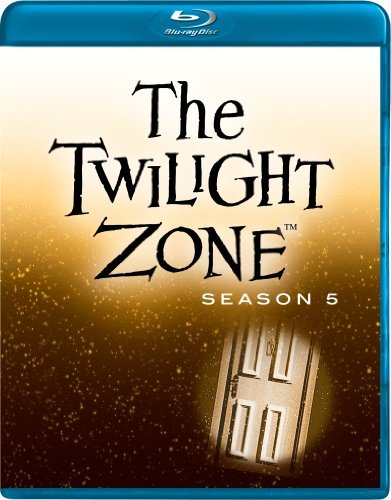 Twilight Zone Season 5 Bw Ws Blu Ray Nr 5 DVD