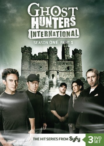 Ghost Hunters International Season 1 Pt. 1 Nr 3 DVD